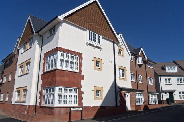 Thumbnail Flat to rent in Danby Street, Stoke Park