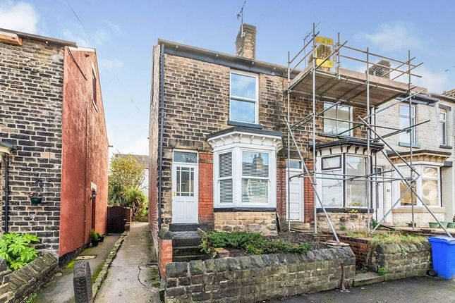 3 bed terraced house to rent in Thoresby Road, Sheffield S6