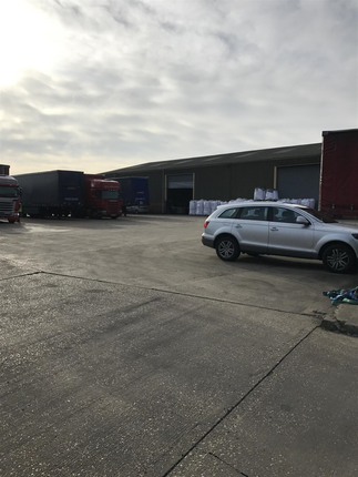 Thumbnail Warehouse for sale in LN11, Fairfield Industrial Estate, Lincolnshire