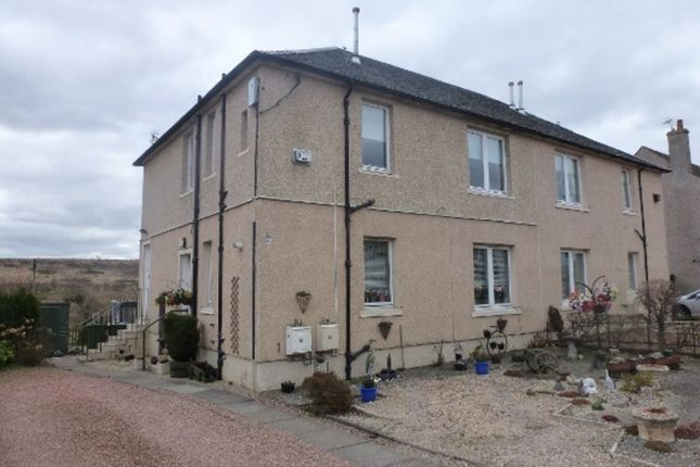Thumbnail Flat to rent in Main Street, Shieldhill, Falkirk