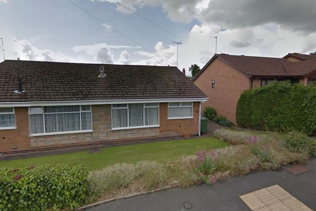 Thumbnail Bungalow to rent in Berrow Hill Road, Kidderminster