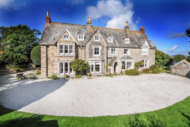 9 bedroom property for sale in Little Petherick, Wadebridge