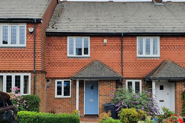 Thumbnail Terraced house to rent in Cherry Orchard, Old Wives Lees, Canterbury