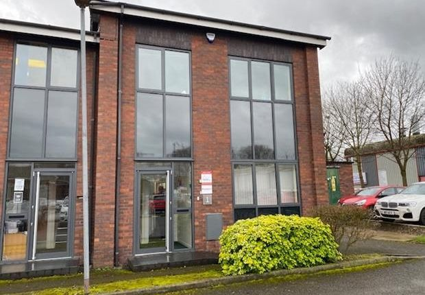 Thumbnail Office to let in First Floor, 1 Macon Court, Crewe, Cheshirew
