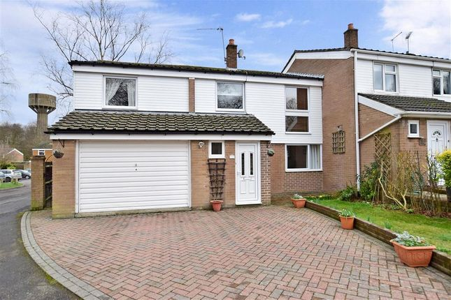 Thumbnail End terrace house for sale in Admers Wood, Vigo, Kent