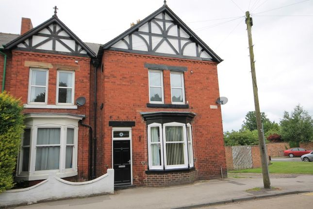 Thumbnail Town house for sale in Topcliffe Road, Sowerby, Thirsk