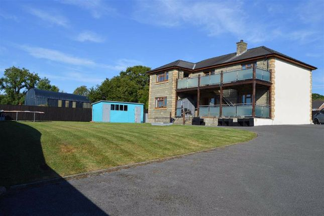 Thumbnail Detached house for sale in Betws, Ammanford