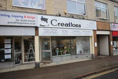 Thumbnail Retail premises to let in 37 Baxter Gate, Loughborough, Leicestershire