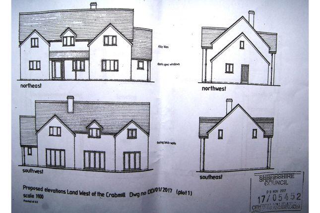Thumbnail Land for sale in Button Oak, Bewdley