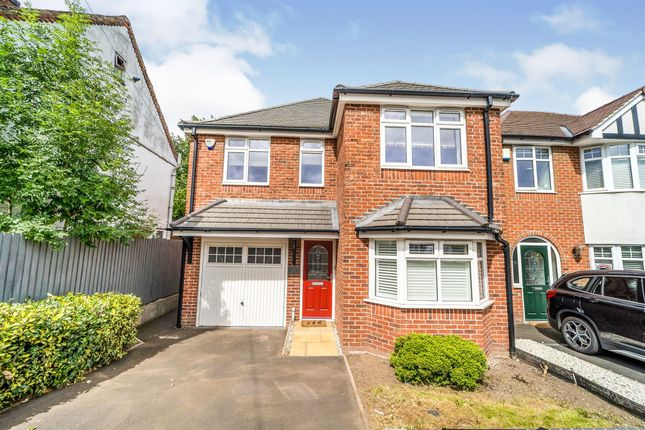 Thumbnail Detached house for sale in Church Road, Yardley, Birmingham