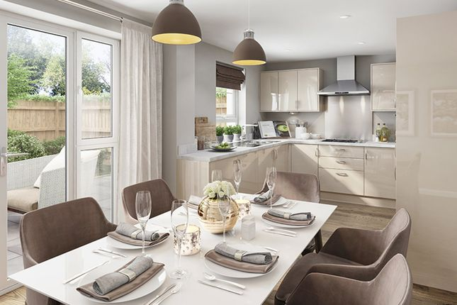 """Thumbnail Detached house for sale in """"Ripon"""" at Ponds Court Business, Genesis Way, Consett"""
