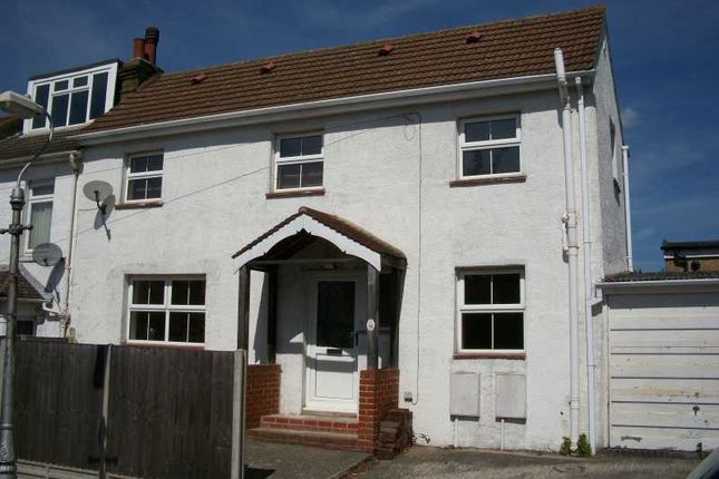 Thumbnail Terraced house to rent in Mansfield Road, South Croydon