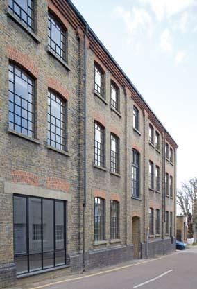 Thumbnail Office for sale in 6 Printworks House, 27 Dunstable Road, Richmond