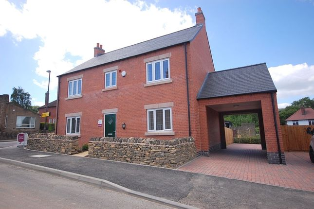 Thumbnail Detached house for sale in Crich Common, Fritchley, Belper