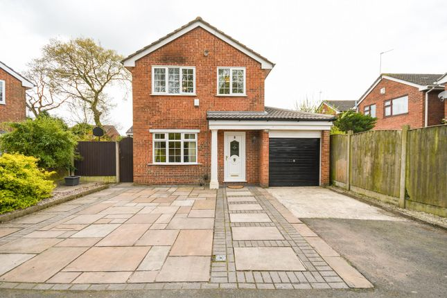 Thumbnail Detached house for sale in Porter Close, Rainhill, Prescot