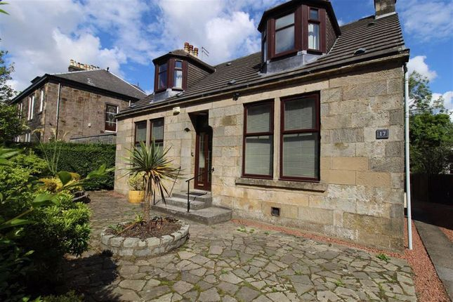 Thumbnail Detached bungalow for sale in Carriagehill Drive, Paisley