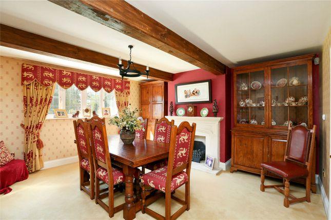 Dining Room of Midford Lane, Limpley Stoke, Bath BA2