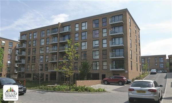 2 bed flat to rent in Capricorn Court, 17 Zodiac Close, Edgware