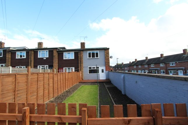 Thumbnail Terraced house to rent in Gervase Avenue, Sheffield