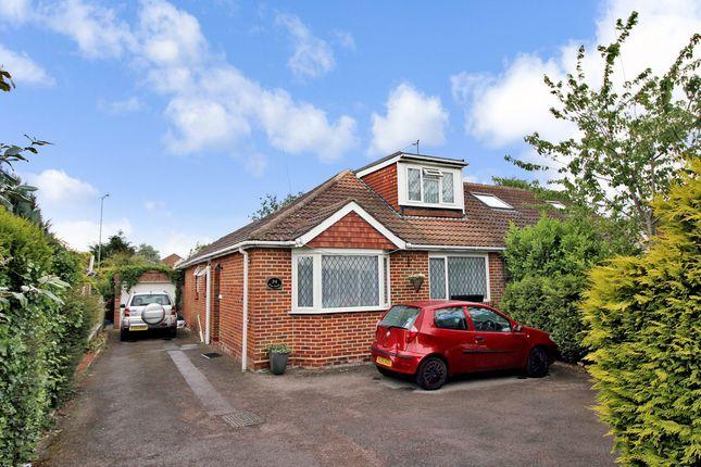 Thumbnail Semi-detached bungalow for sale in Admirals Road, Locks Heath, Southampton