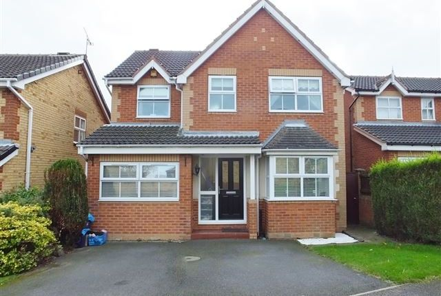 Thumbnail Detached house for sale in Springwell Avenue, Beighton, Sheffield