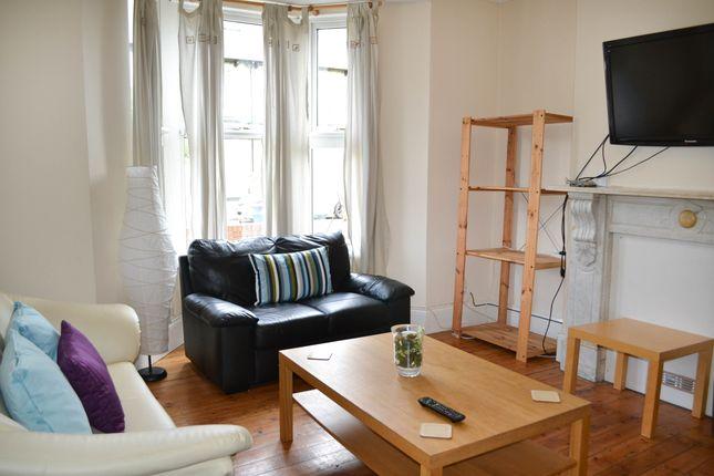 Thumbnail Terraced house to rent in Heaton Park Road, Heaton, Newcastle Upon Tyne