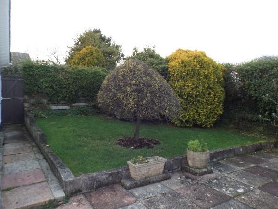 Rear Garden of Middlegates, St. Agnes TR5
