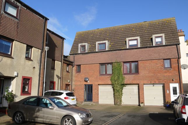 Thumbnail Town house for sale in Links Road, Prestwick