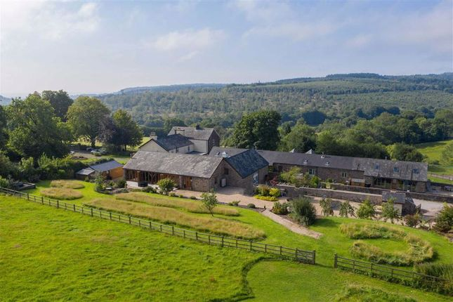 Thumbnail Detached house for sale in Great House Farm, Earlswood, Monmouthshire