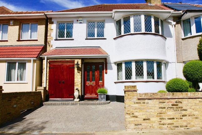 Thumbnail Semi-detached house for sale in Axminster Crescent, Welling