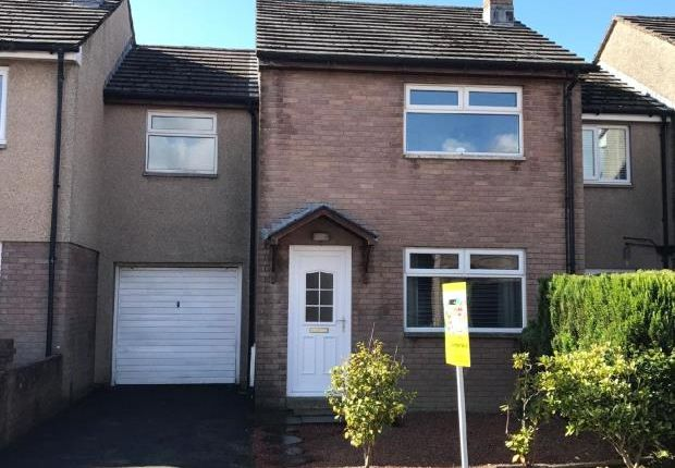 Thumbnail Terraced house for sale in Hollins Park, Moor Row, Cumbria