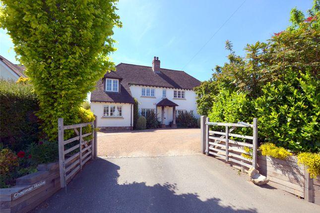 Thumbnail Detached house for sale in Delling Lane, Bosham, Chichester, West Sussex