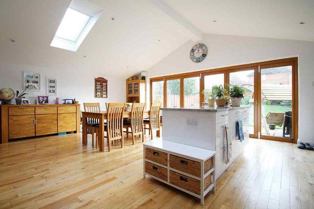 Open-Plan Kitchen/Dining/Living