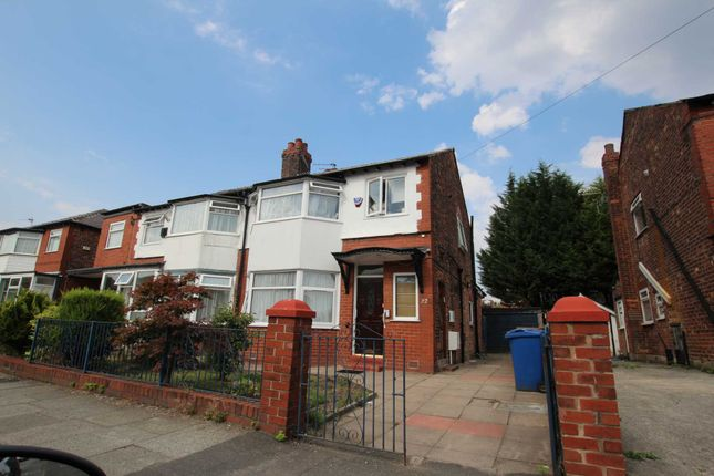 Thumbnail Flat to rent in East Meade, Prestwich, Manchester