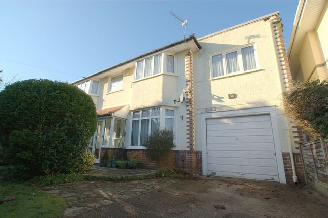 Thumbnail Detached house for sale in Video Tour Available, Boscombe East