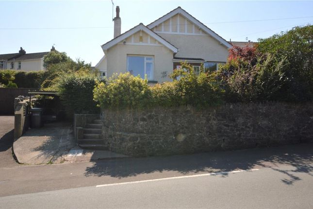 Thumbnail Detached bungalow for sale in Fore Street, Barton, Torquay, Devon