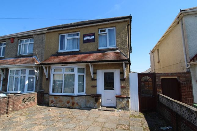Thumbnail Property to rent in Violet Road, Southampton