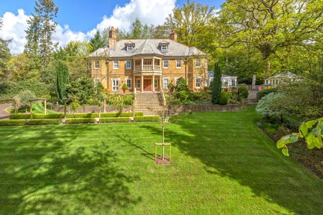 Thumbnail 6 bedroom detached house for sale in Woodlands Road West, Wentworth, Virginia Water
