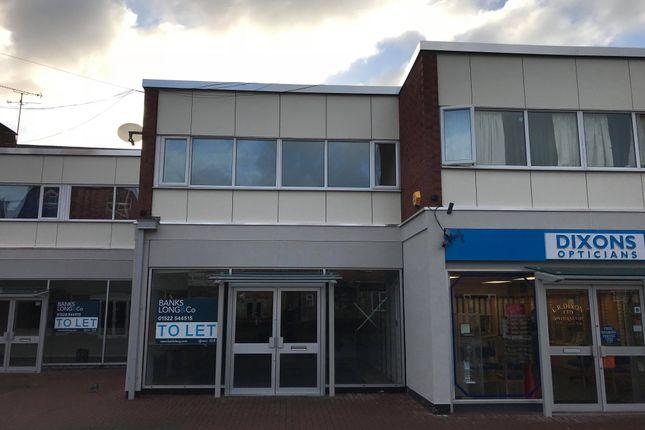 Thumbnail Retail premises to let in Unit 5 The Riverside Shopping Centre, Southgate, Sleaford