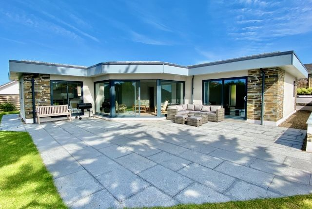 Thumbnail Detached house for sale in Dobbin Lane, Trevone, Padstow