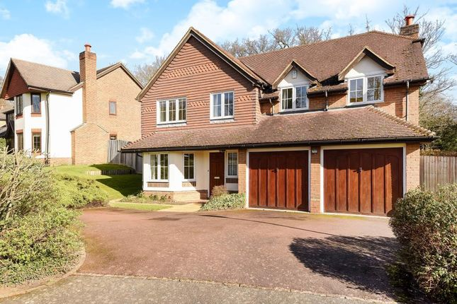 Thumbnail Detached house to rent in Rushmere Place, Englefield Green