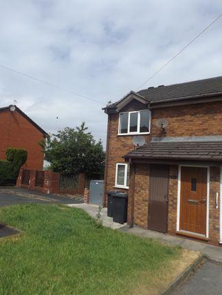 Thumbnail Flat to rent in Church Street, Dukinfield