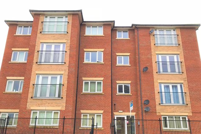 Thumbnail Flat to rent in Oakwell Vale, Barnsley