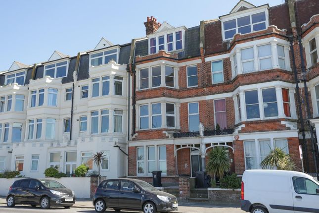 Thumbnail Flat for sale in Eastern Esplanade, Cliftonville, Margate