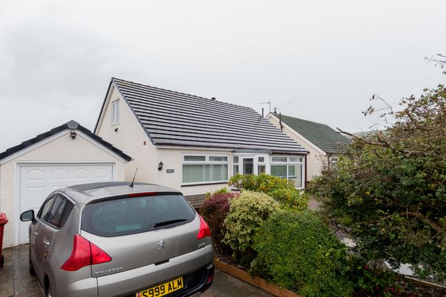 Thumbnail Detached bungalow for sale in Saves Lane, Askam-In-Furness