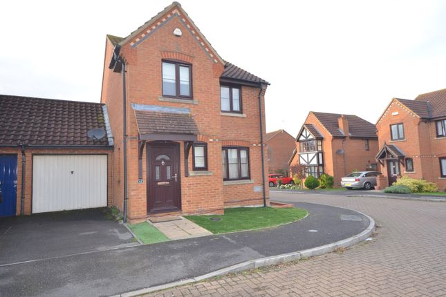 Thumbnail Detached house to rent in Nuneham Grove, 4Dh