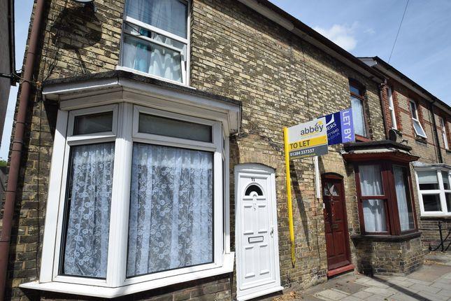 Thumbnail Maisonette for sale in Risbygate Street, Bury St. Edmunds