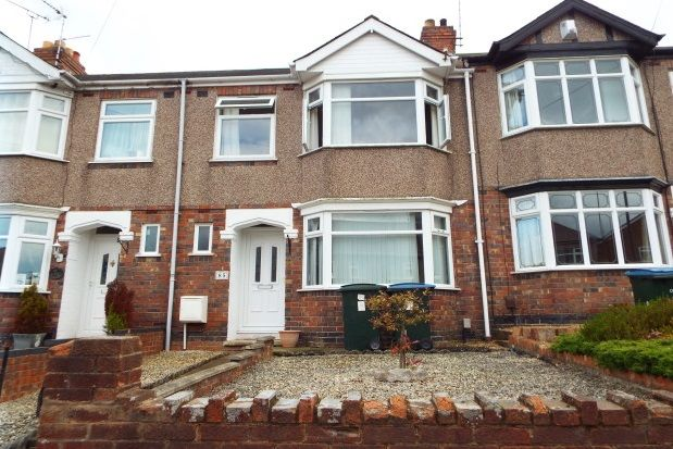 Thumbnail Terraced house to rent in Clovelly Road, Wyken