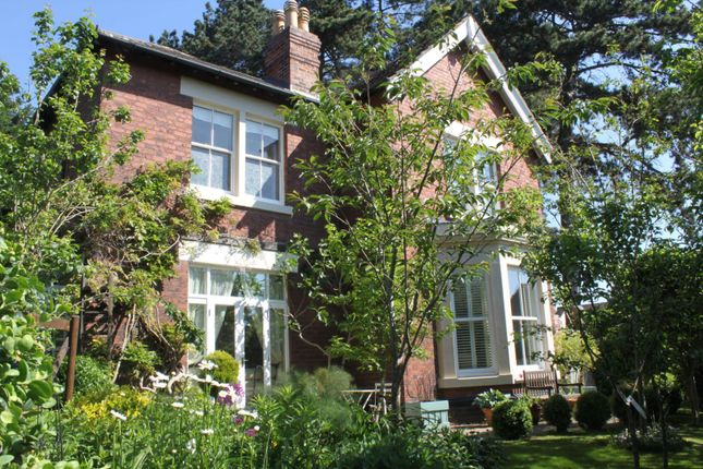 Thumbnail Detached house for sale in The Green, Mickleover, Derby