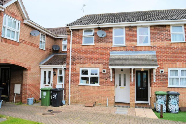 Thumbnail Terraced house for sale in Montgomery Way, King's Lynn
